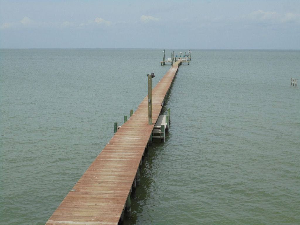 Paradise on copano bay 800 foot private vrbo for Copano bay fishing