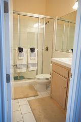 California Desert house photo - Huge shower in downstairs bathroom