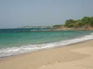Vieques Island villa photo - Warm water, soft sand, gentle breezes quiet seclusion