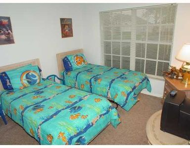 Westridge villa rental - Children's 'Nemo' Room