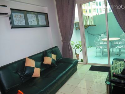 image for 1BR Loft Ortigas Center with WIFI