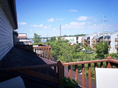 Dewey Beach townhome rental - Great views