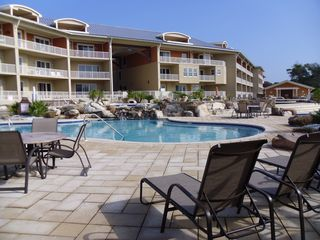 One of 4 pools. - Santa Rosa Beach condo vacation rental photo