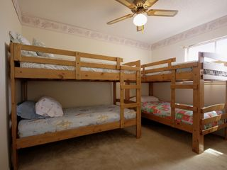 Santa Rosa Beach house photo - Bunk beds