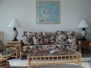 Treasure Cay condo photo - Tropical furniture