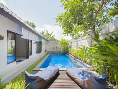 Tropical Villa 2 BR in Seminyak