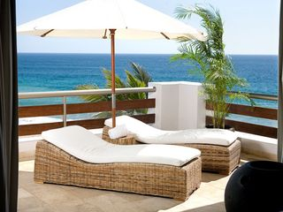 San Jose del Cabo apartment photo - Penthouse Balcony at the Cabo Azul Resort
