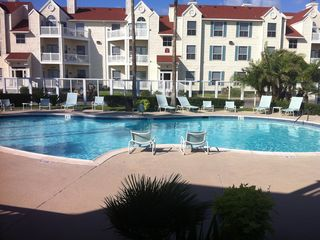 North Padre Island condo photo - Awesome pool