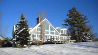 View of house from street - Killington house vacation rental photo