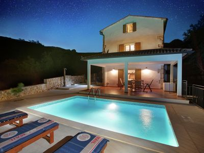 image for This beautiful villa with pool, built in 1920 and renovated in 2013.