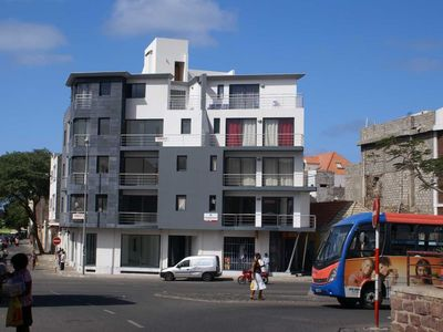 Holiday apartment Apê Regala in the historic center of MIndelo