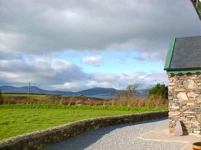 Detached holiday home just one mile from Waterville village