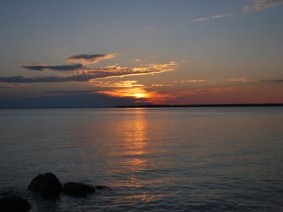 Sunset over Lake Simcoe, breathtaking and unforgettable Come and see!