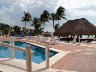 Puerto Aventuras condo photo - Hotel Omni - our guests are welcome to enjoy this area
