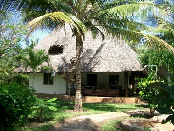 Kenya Coast villa rental - Main villa