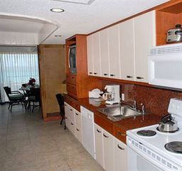 Simpson Bay studio photo - Kitchen in Studio Unit at the Flamingo Beach Resort