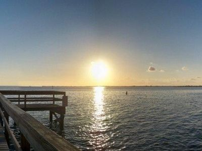 Enjoy the Keys' Beautiful Sunsets from a Nearby Beach or Restaurant