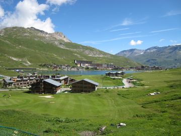 Tignes Le Lac in Summer