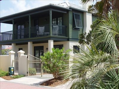 Beachside of 30A-Villas at Sunset Beach-Little Reata