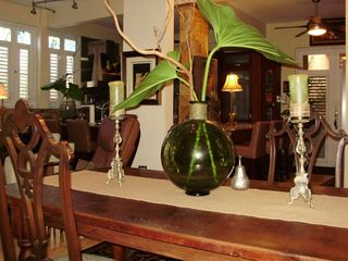 Condado house photo - Dining Room in the same SPA atmosphere... keep relaxing!