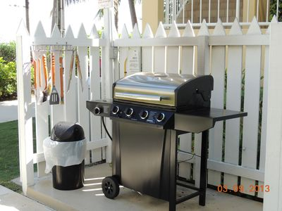 Grills for Owners & Guests