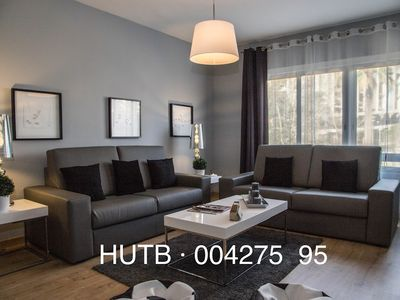 Apartment in Barcelona with Internet, Air conditioning, Washing machine (442237)