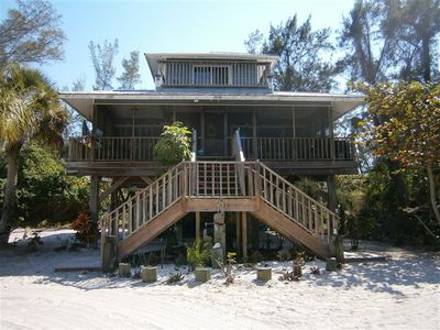 Welcome to LGI - Little Gasparilla Island perfect paradise get away!!