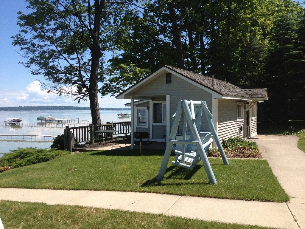 Beachside Cottages On West Bay Lake Michigan Homeaway