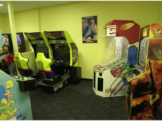 Kissimmee property rental photo - Liki Tiki Village Arcade