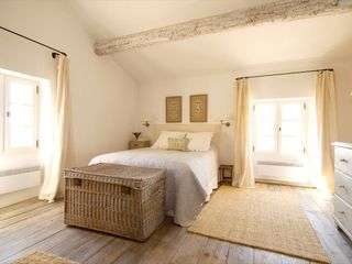 Gordes farmhouse photo - One of the Beautiful Bedrooms