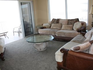 Daytona Beach condo photo - Living room