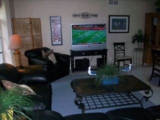 Vacation Homes in Marco Island house photo - Watch a game, go to the beach, jump in the pool or have a drink!