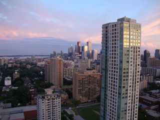 Toronto condo photo - SOUTH VIEW