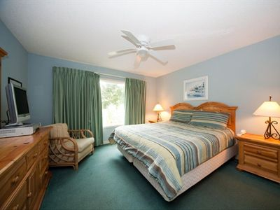 Dewees Island condo rental - Bedroom
