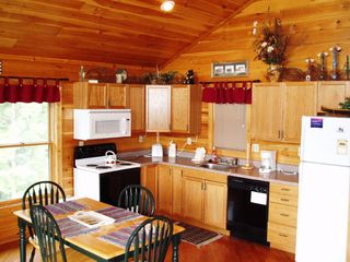 Wears Valley cabin photo - Full Kitchen