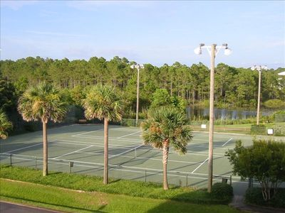 2 Community Tennis Courts