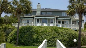 Isle of Palms house rental - Home from Beach