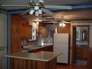 Kitchen/Bathroom - Interlochen cottage vacation rental photo