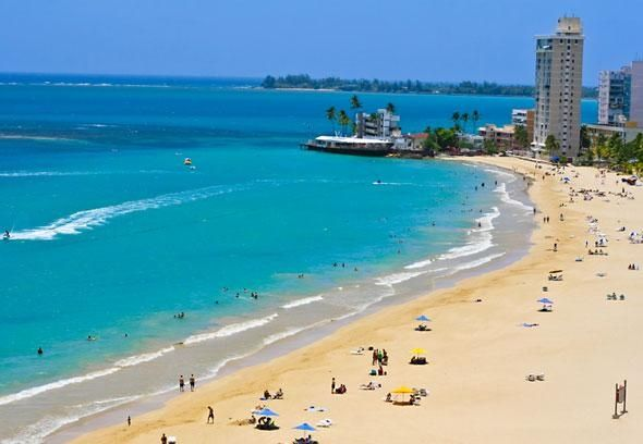 Isla Verde Carolina Puerto Rico  city photo : Isla Verde Beach