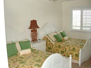 Third Bedroom has two double beds