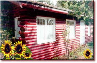 Classic Antique Cabin in Cambria