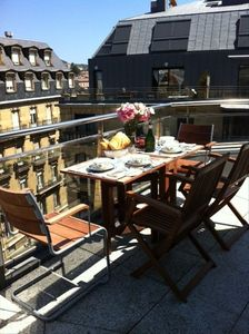 San Sebastian. Awesome Penthouse in the Heart of the City