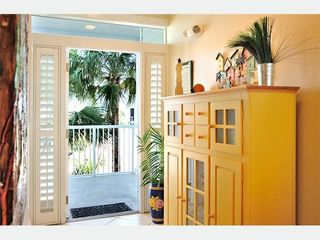 Key West condo photo - The front door is your portal to paradise.