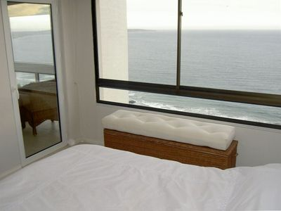 Master Bedroom with View !