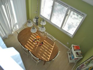 Bald Head Island condo photo - view from loft, dining area