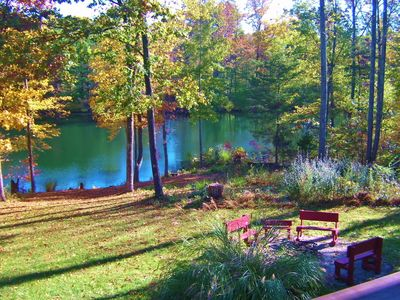 Enchanted Lake Lodge, Awesome Ammenities, Beautiful 21 Acres, Great Fishing