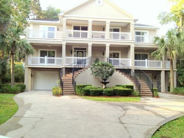 Sea Pines house rental - SUNNNY SHORES