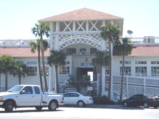 Destin house photo - Beach Front Restaurant