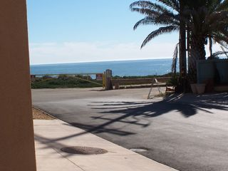 Ventura townhome photo - From garage towards beach