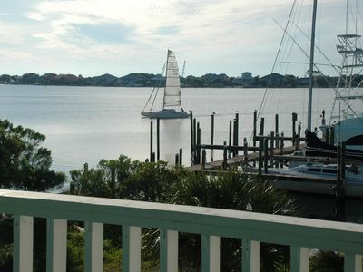 Large Condo on the Water -- Big Pool - Pet Friendly